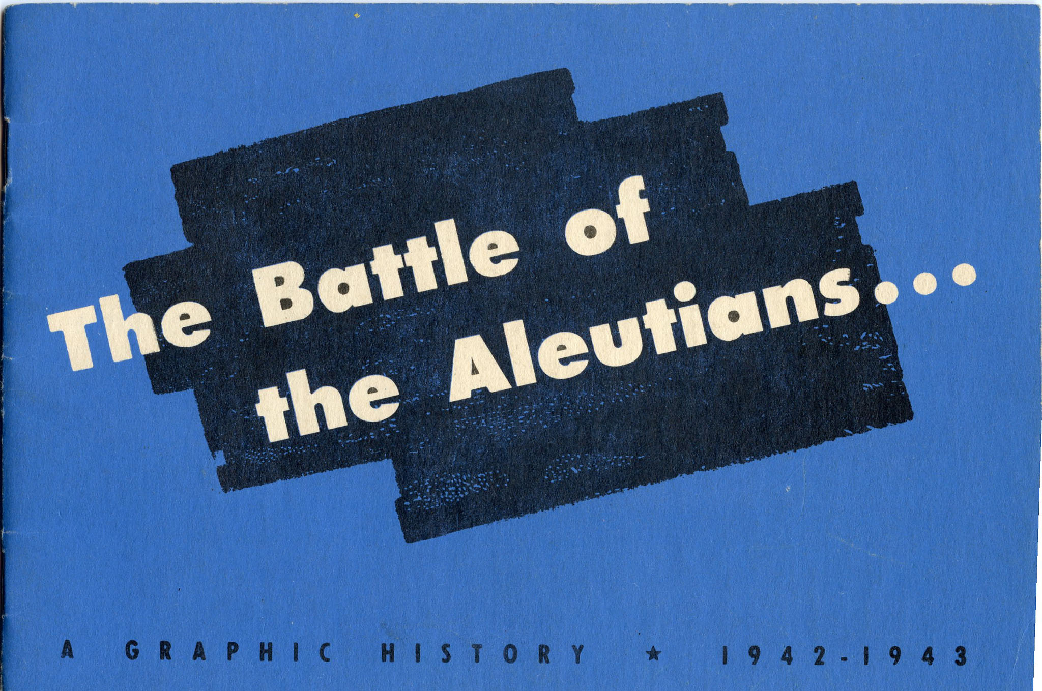 Image for The Battle of the Aleutians