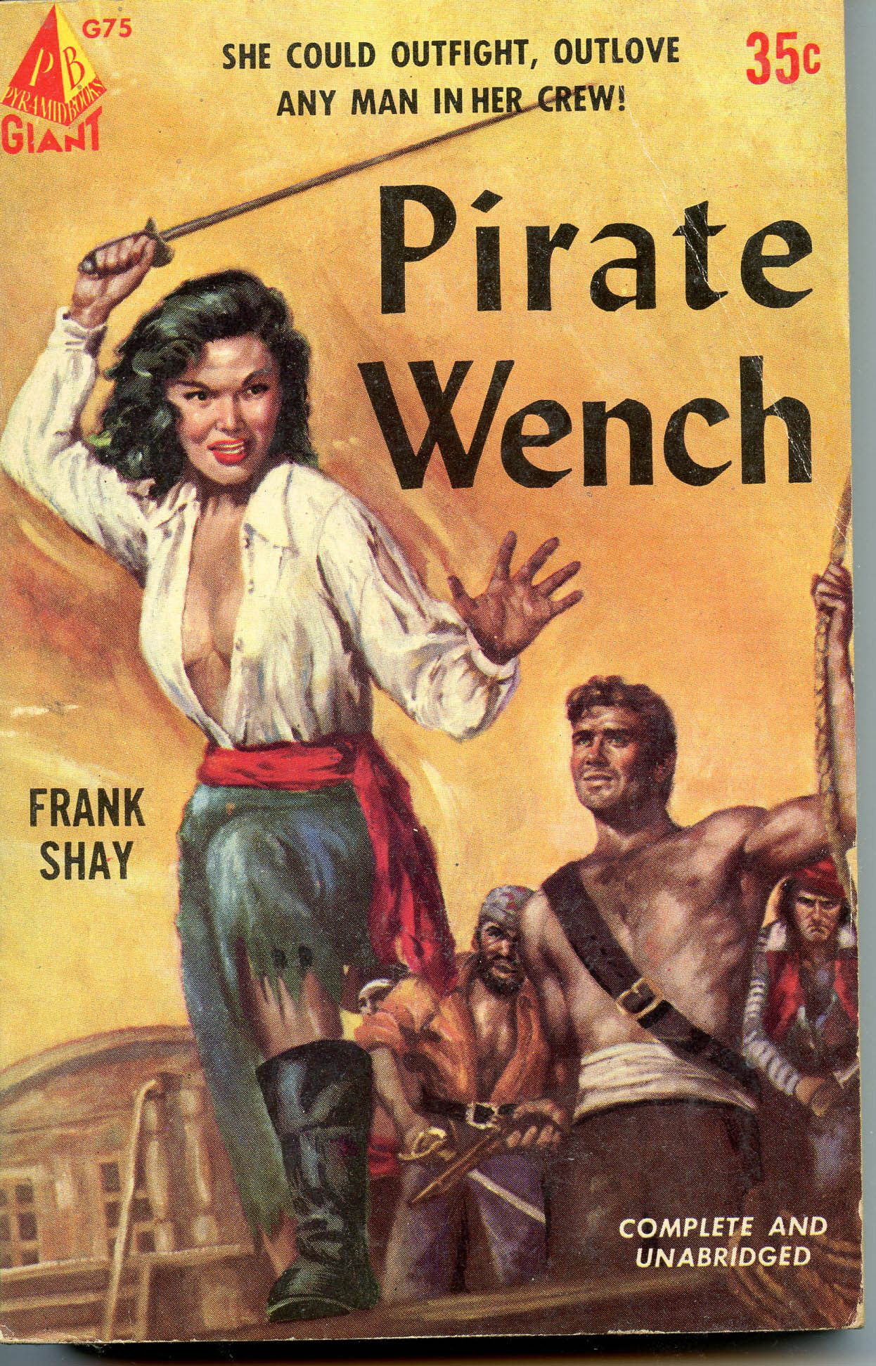 Image for Pirate Wench