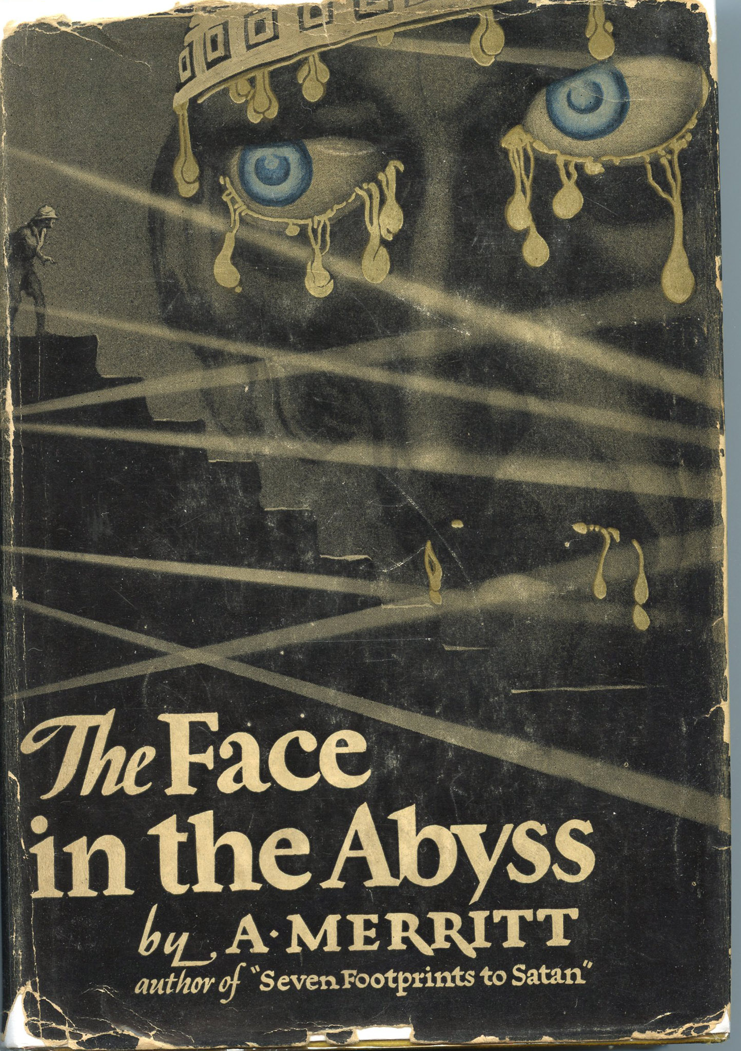 Image for The Face in the Abyss