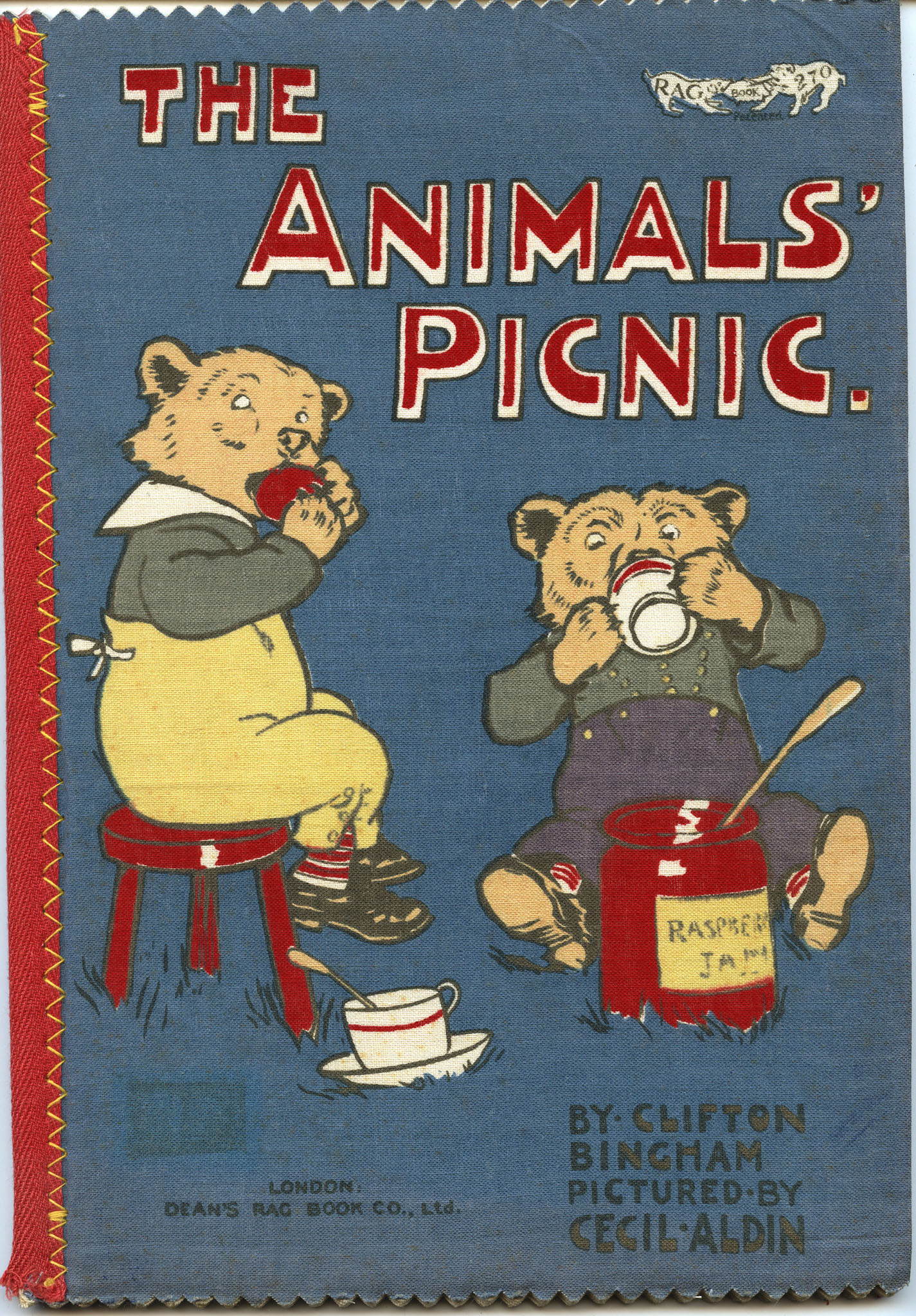 Image for The Animals' Picnic