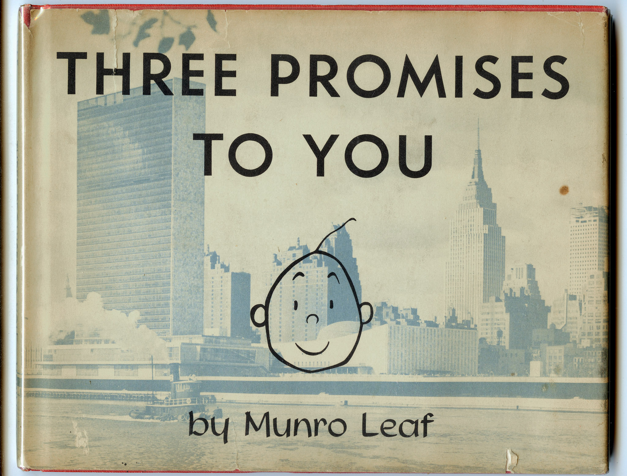 Image for Three Promises to You
