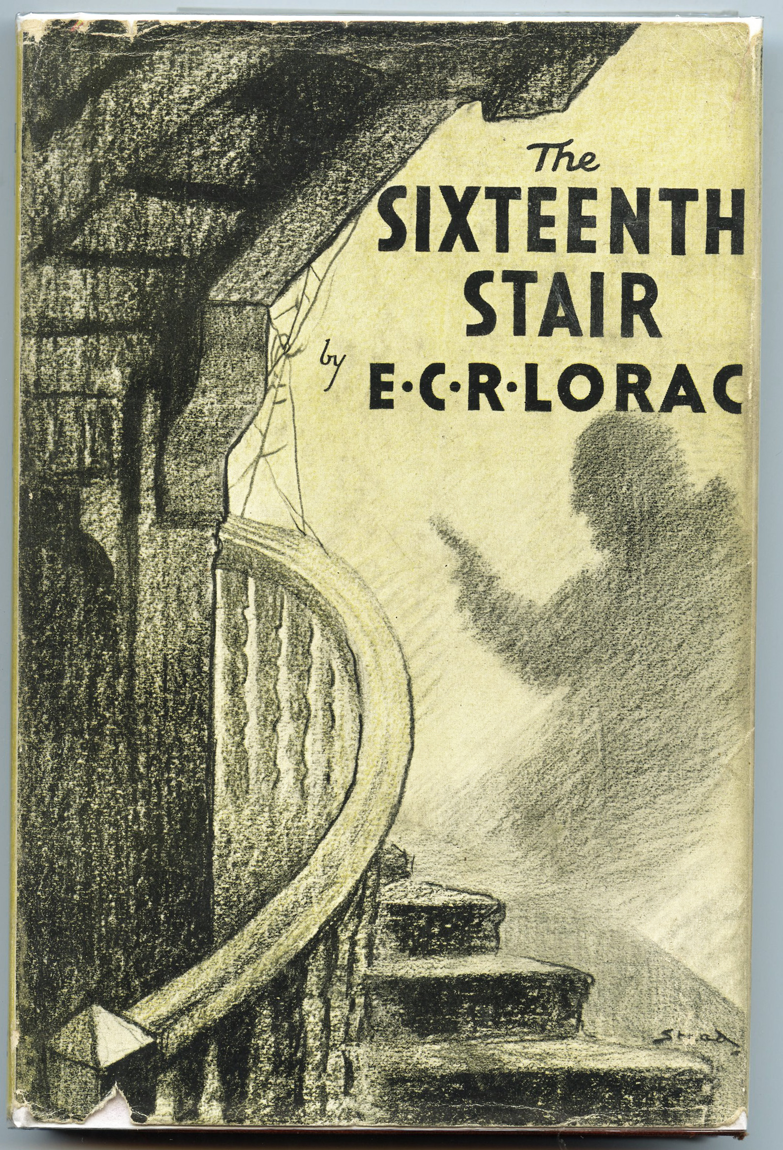 Image for The Sixteenth Stair