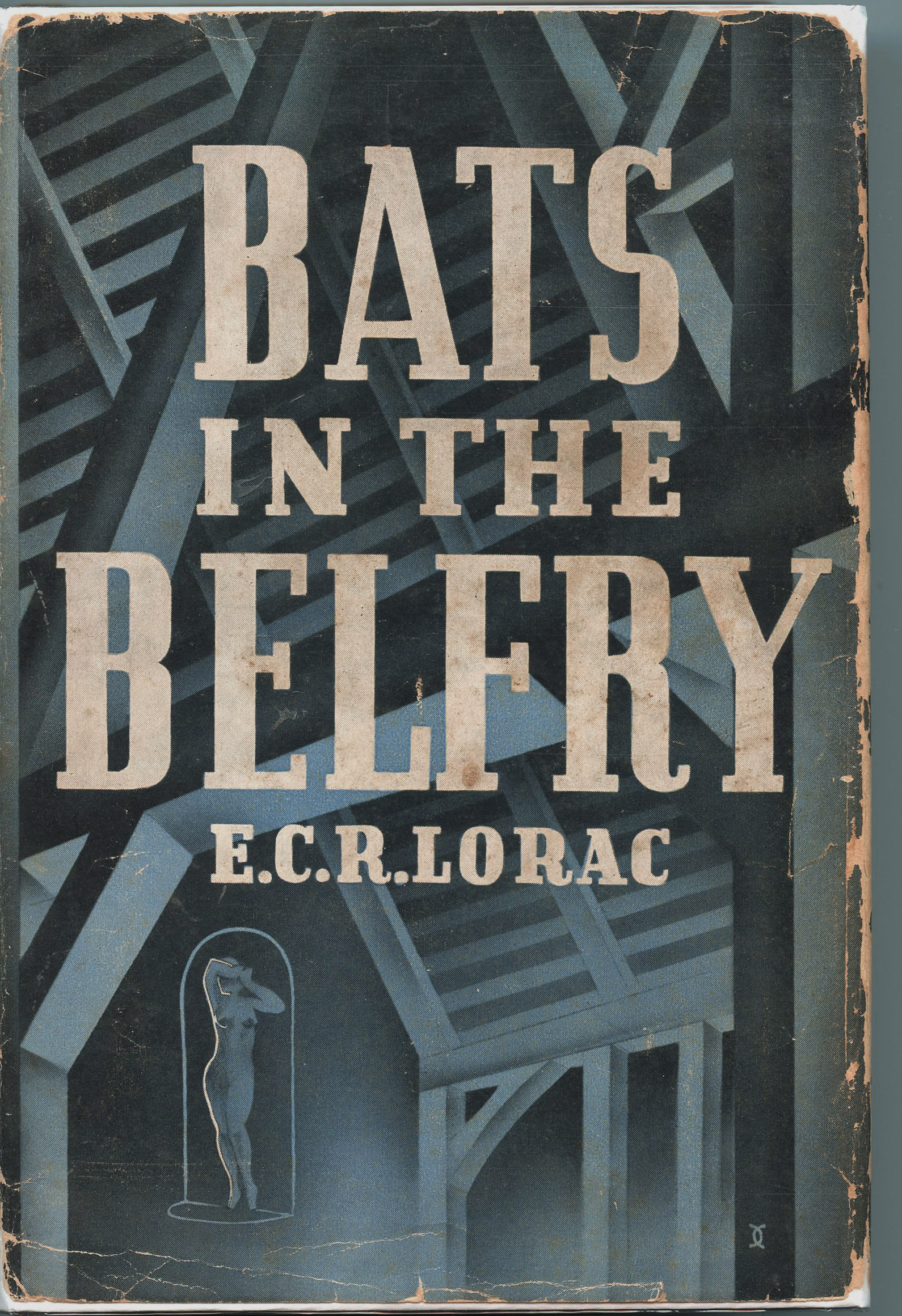 Image for Bats in the Belfry