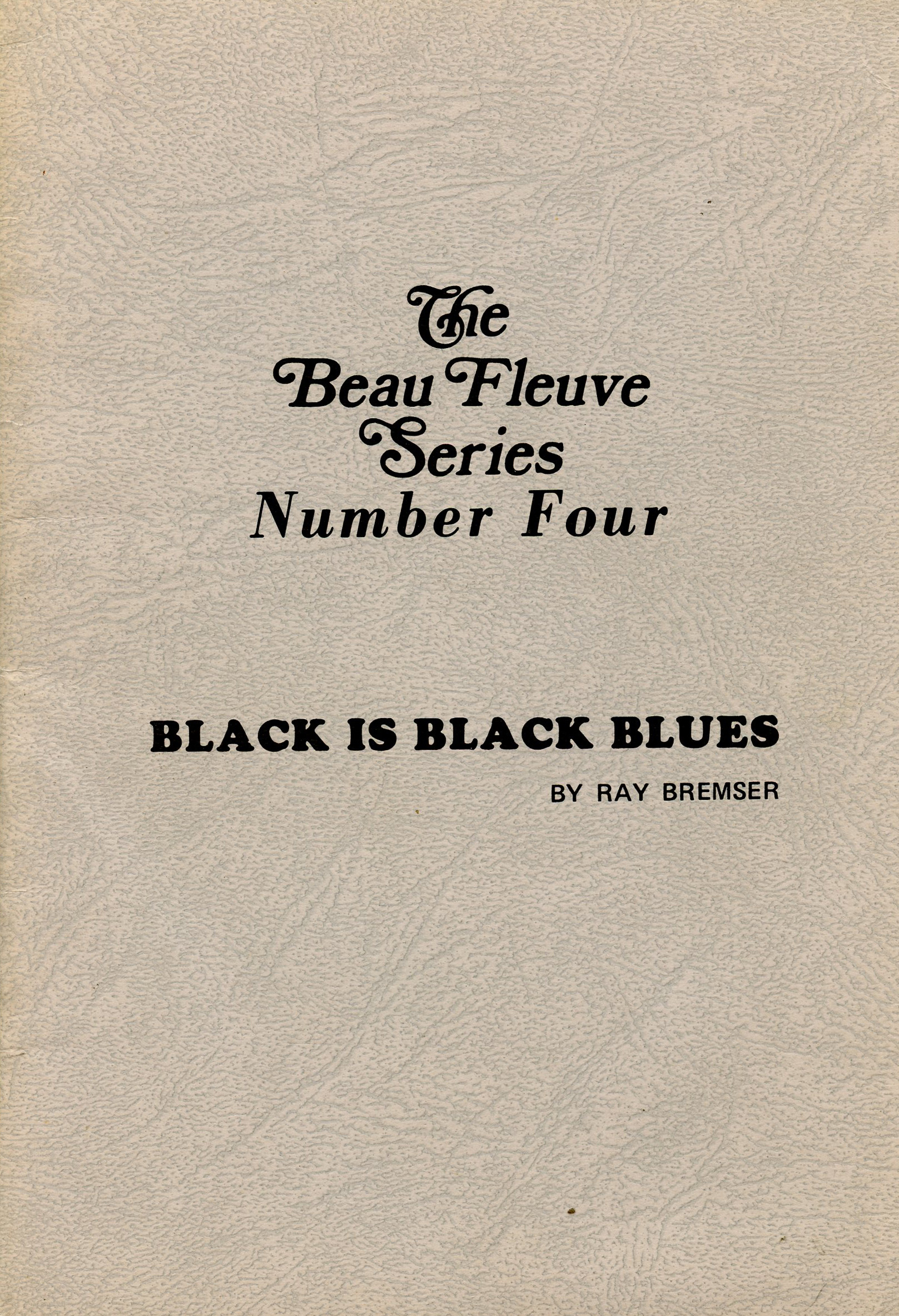 Image for Black is Black Blues