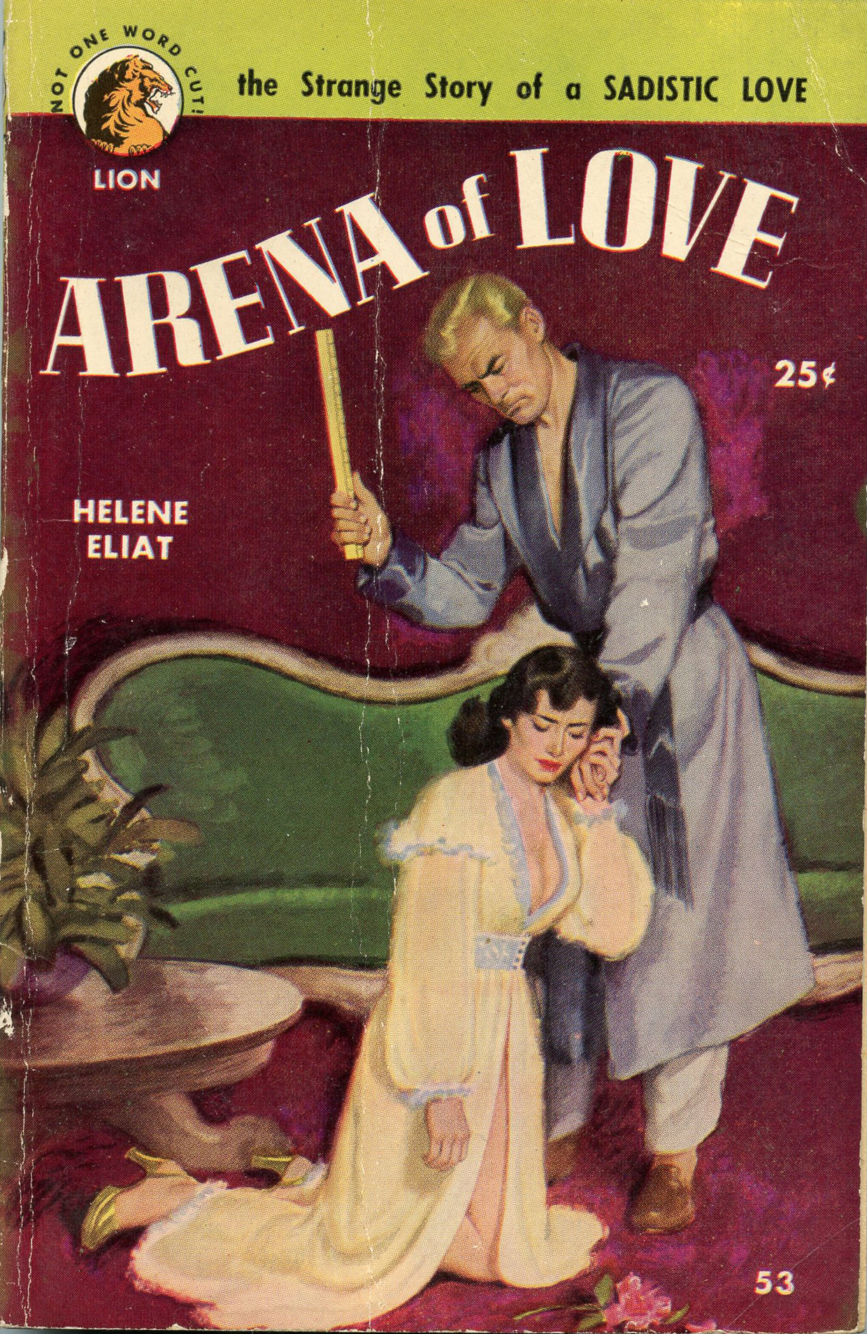 Image for Arena of Love