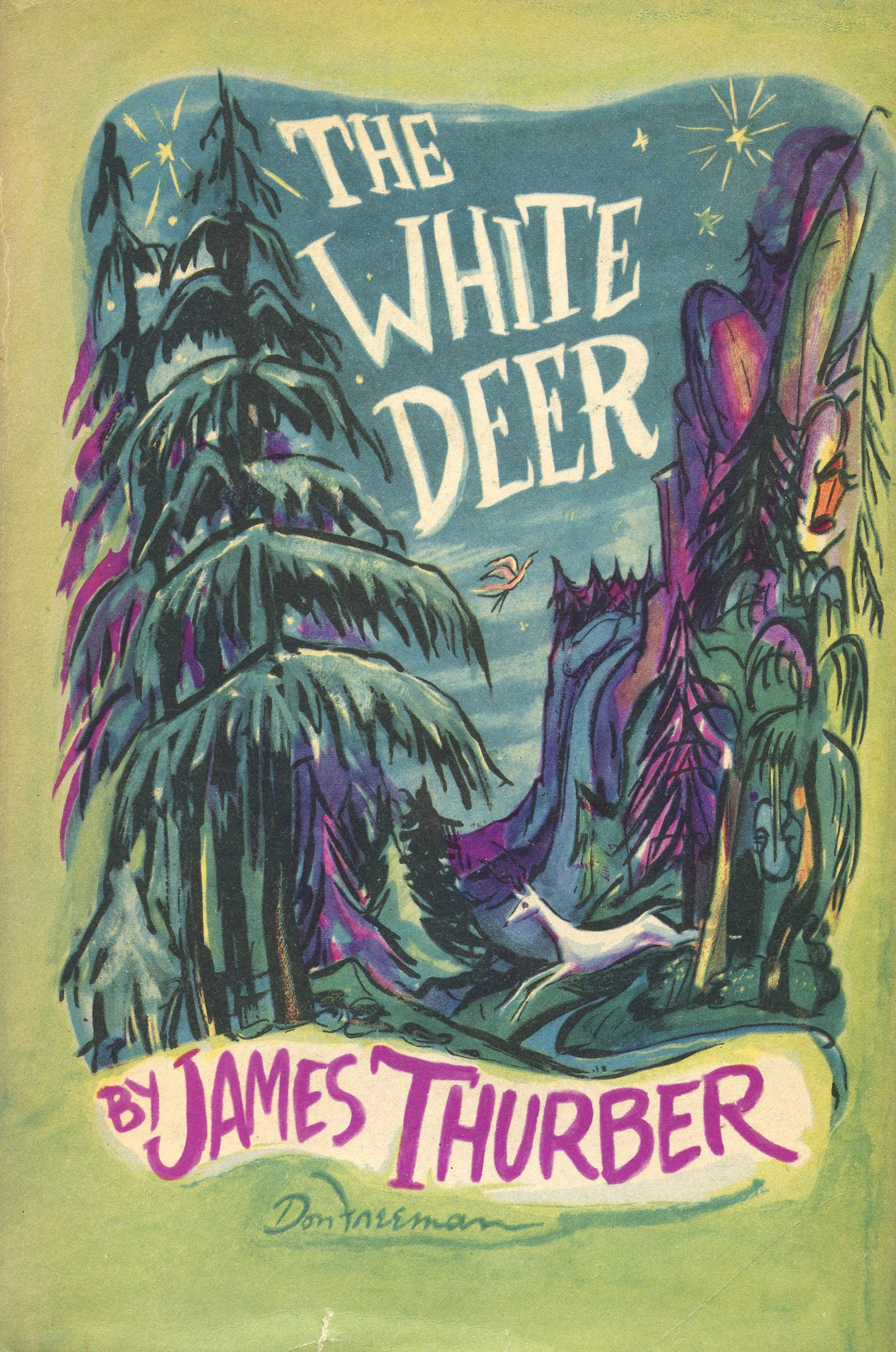 Image for The White Deer