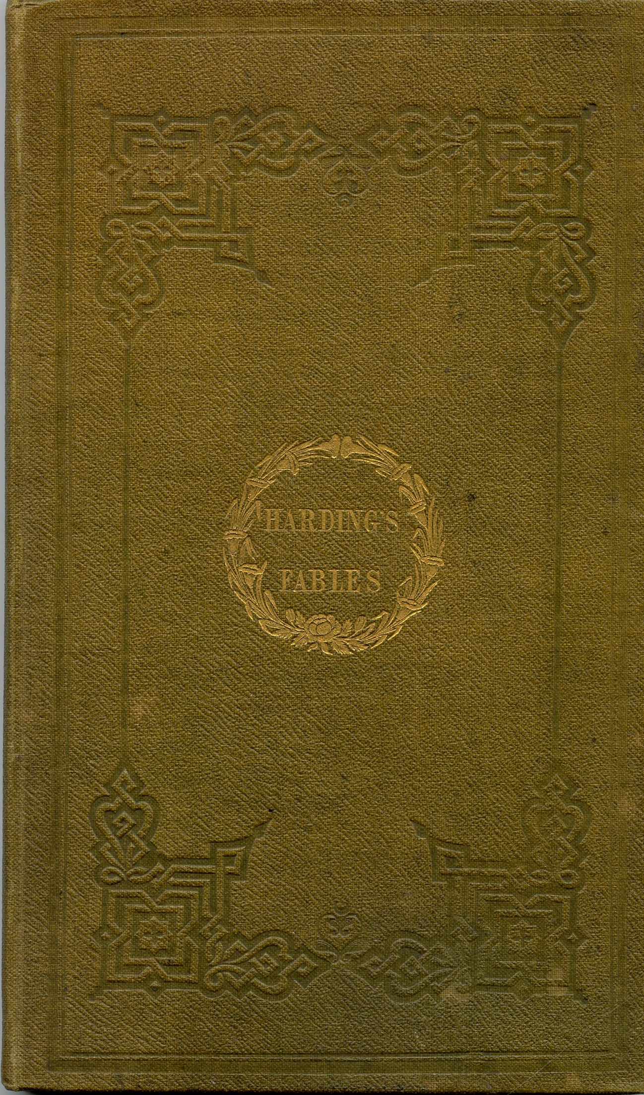 Image for Harding's Fables for Young Folks