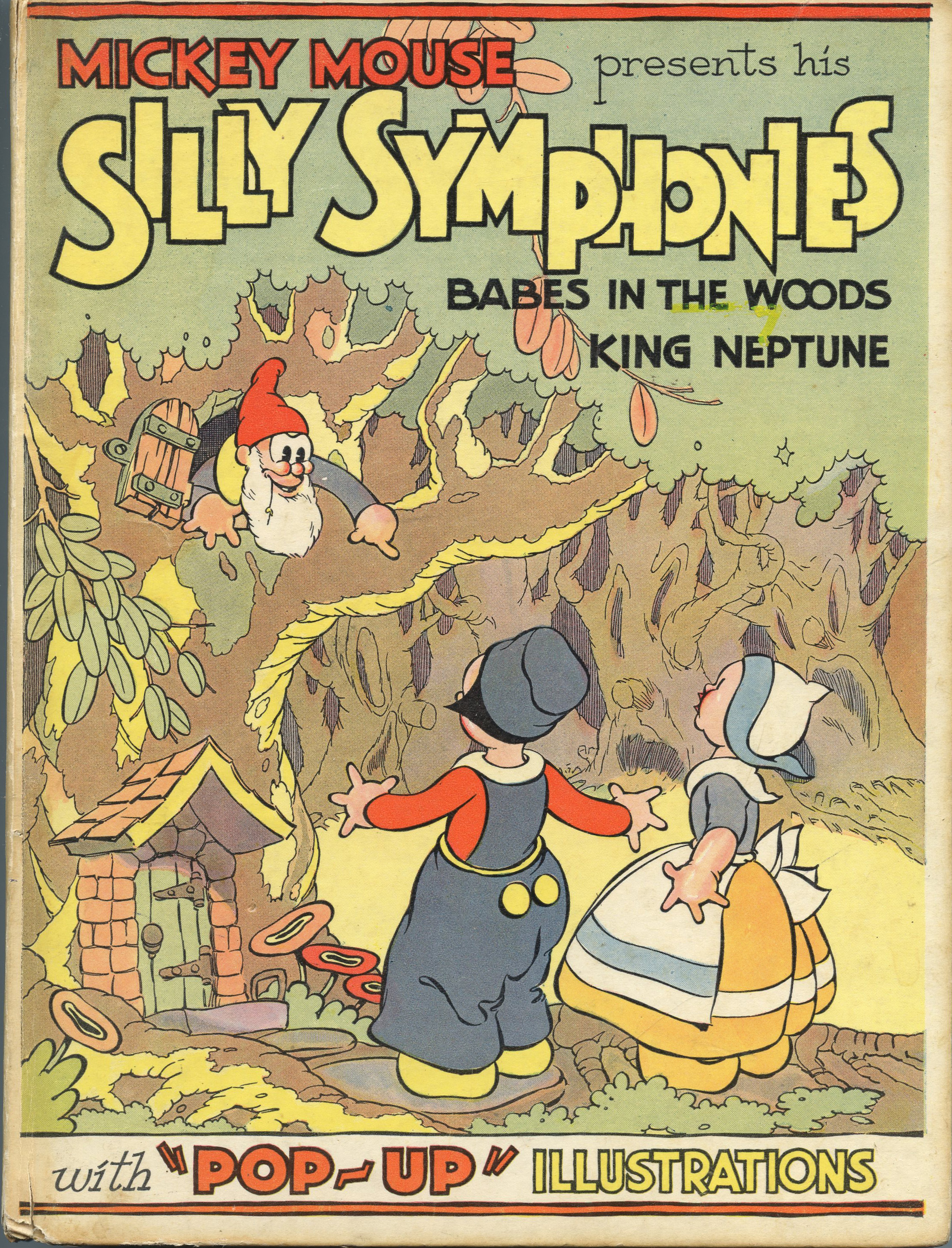 Image for The Pop-Up Silly Symphonies
