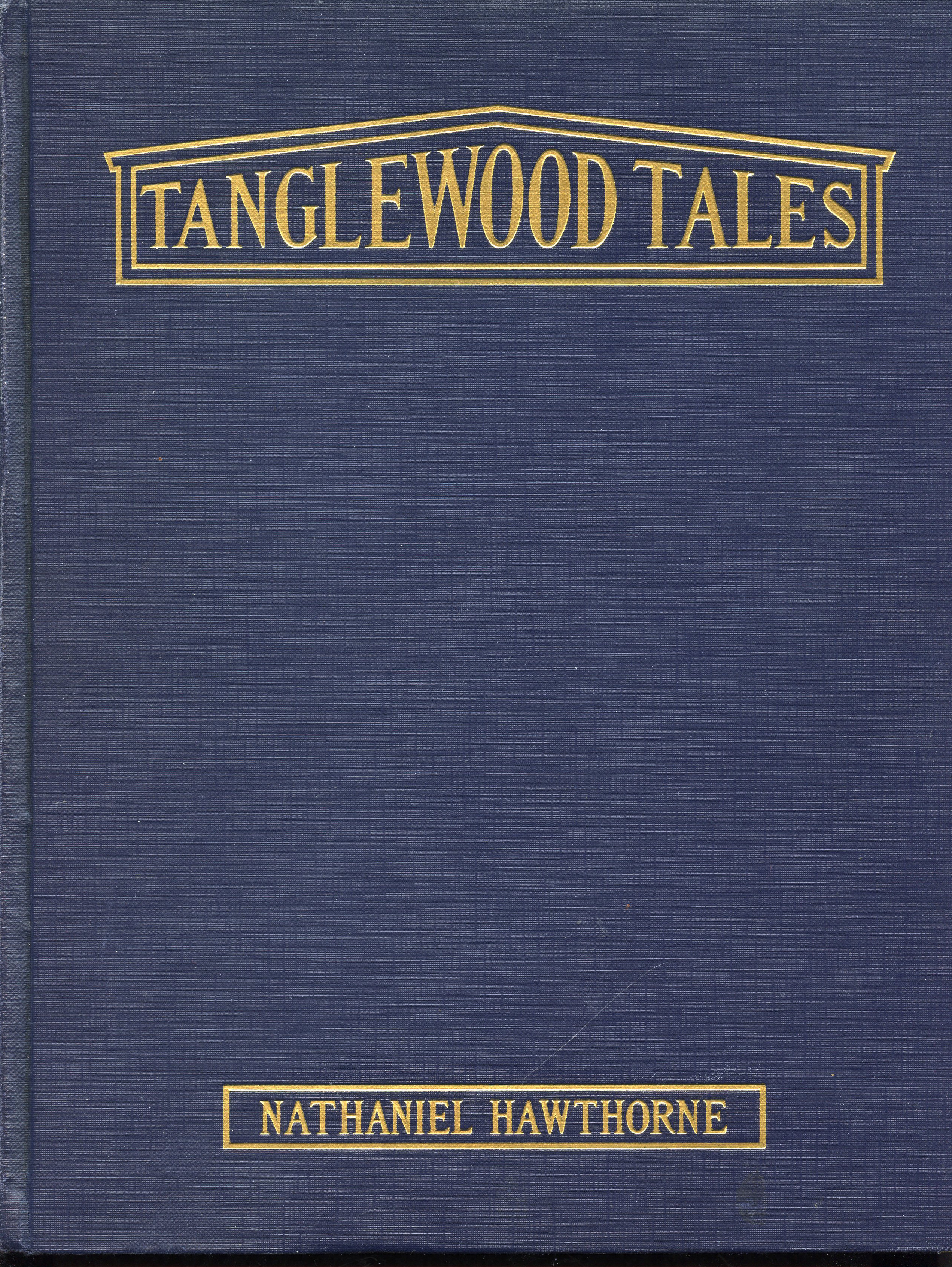 Image for Tanglewood Tales