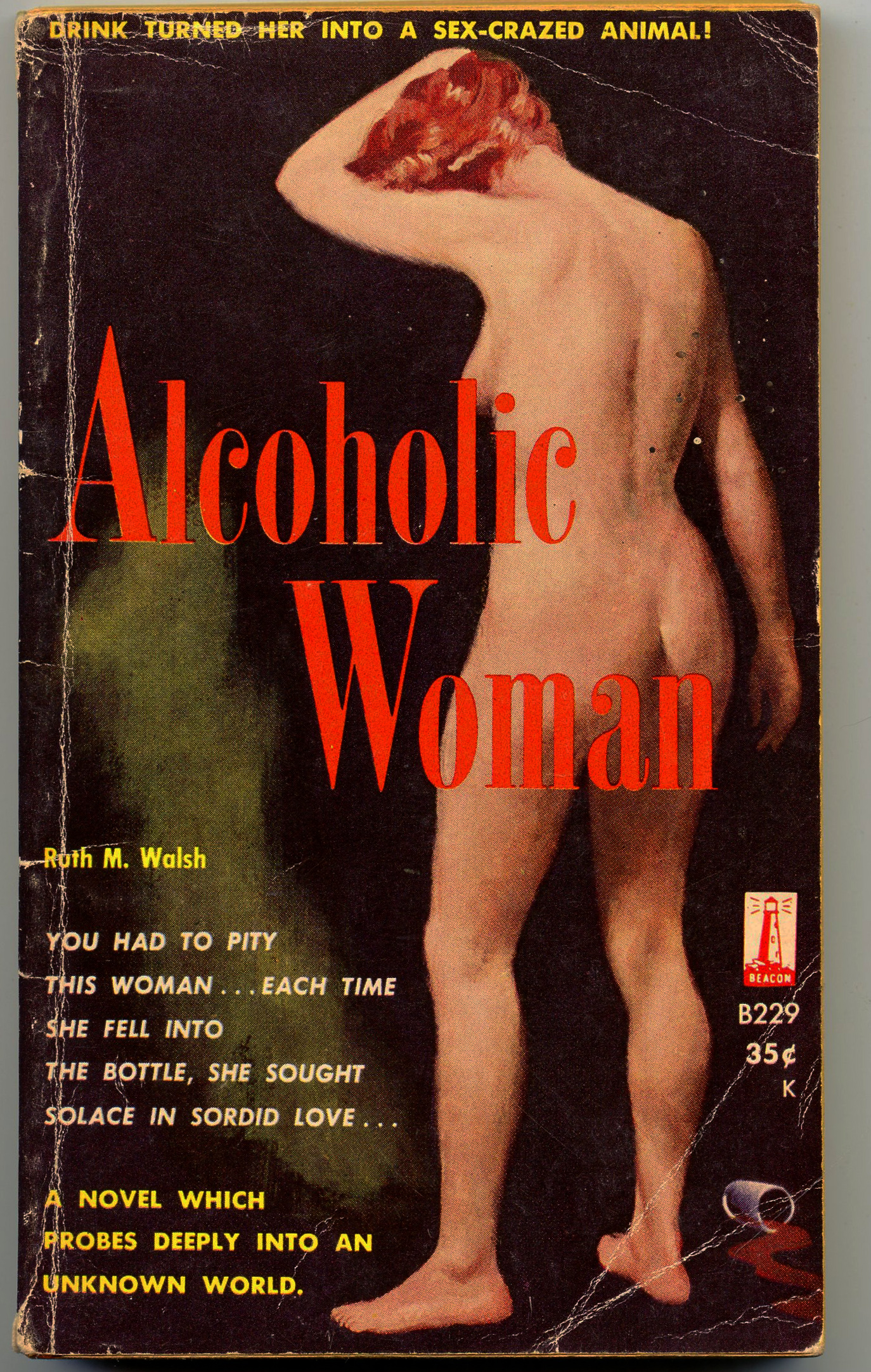 Image for Alcoholic Woman