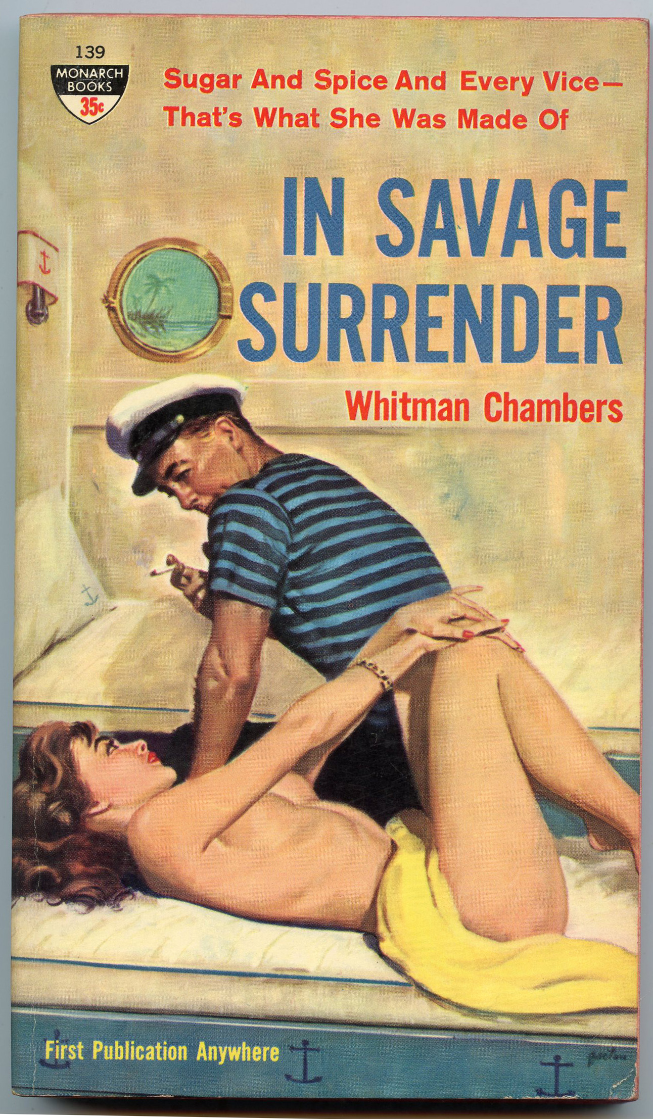 Image for In Savage Surrender