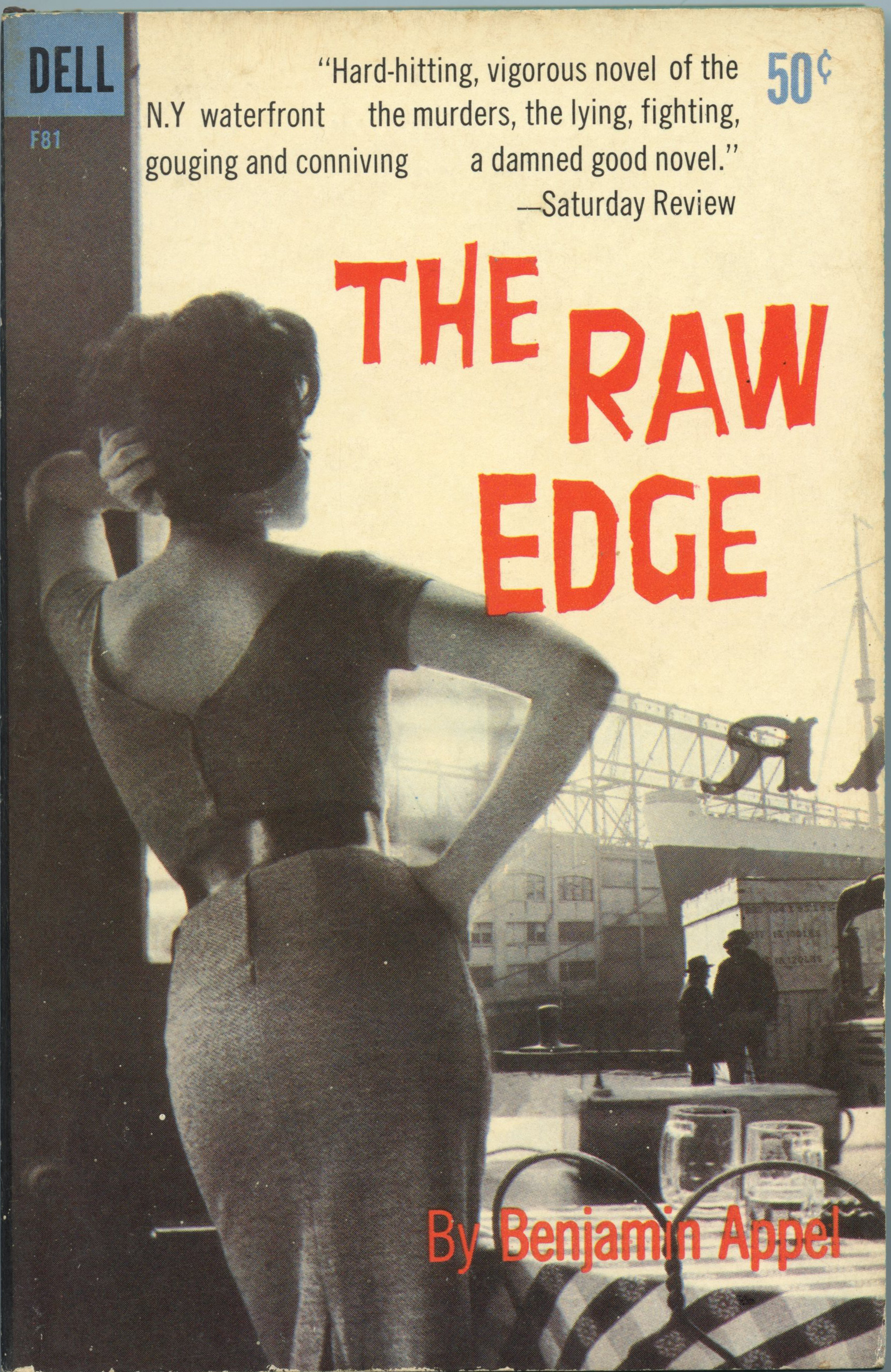Image for The Raw Edge