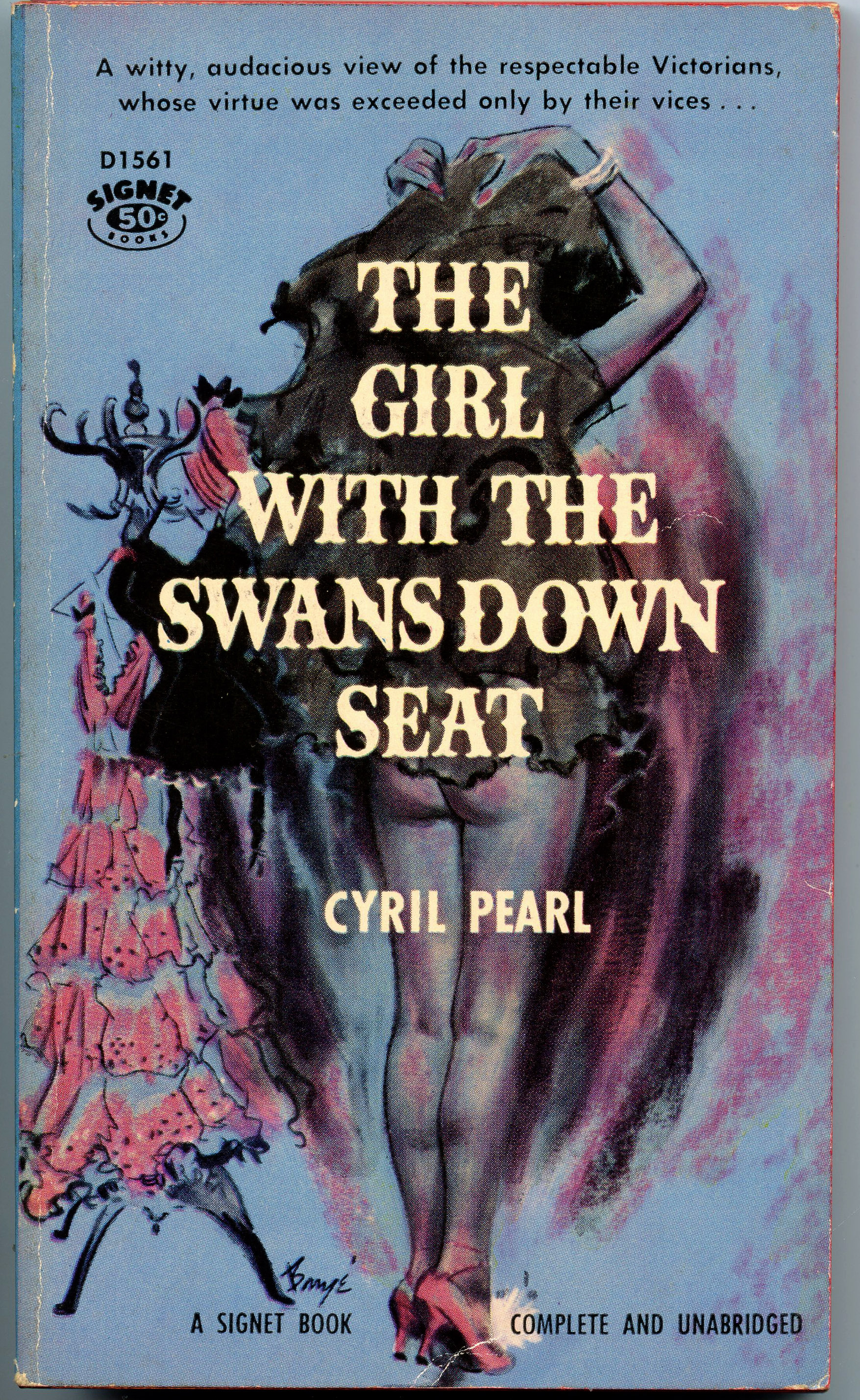 Image for The Girl With the Swans Down Seat