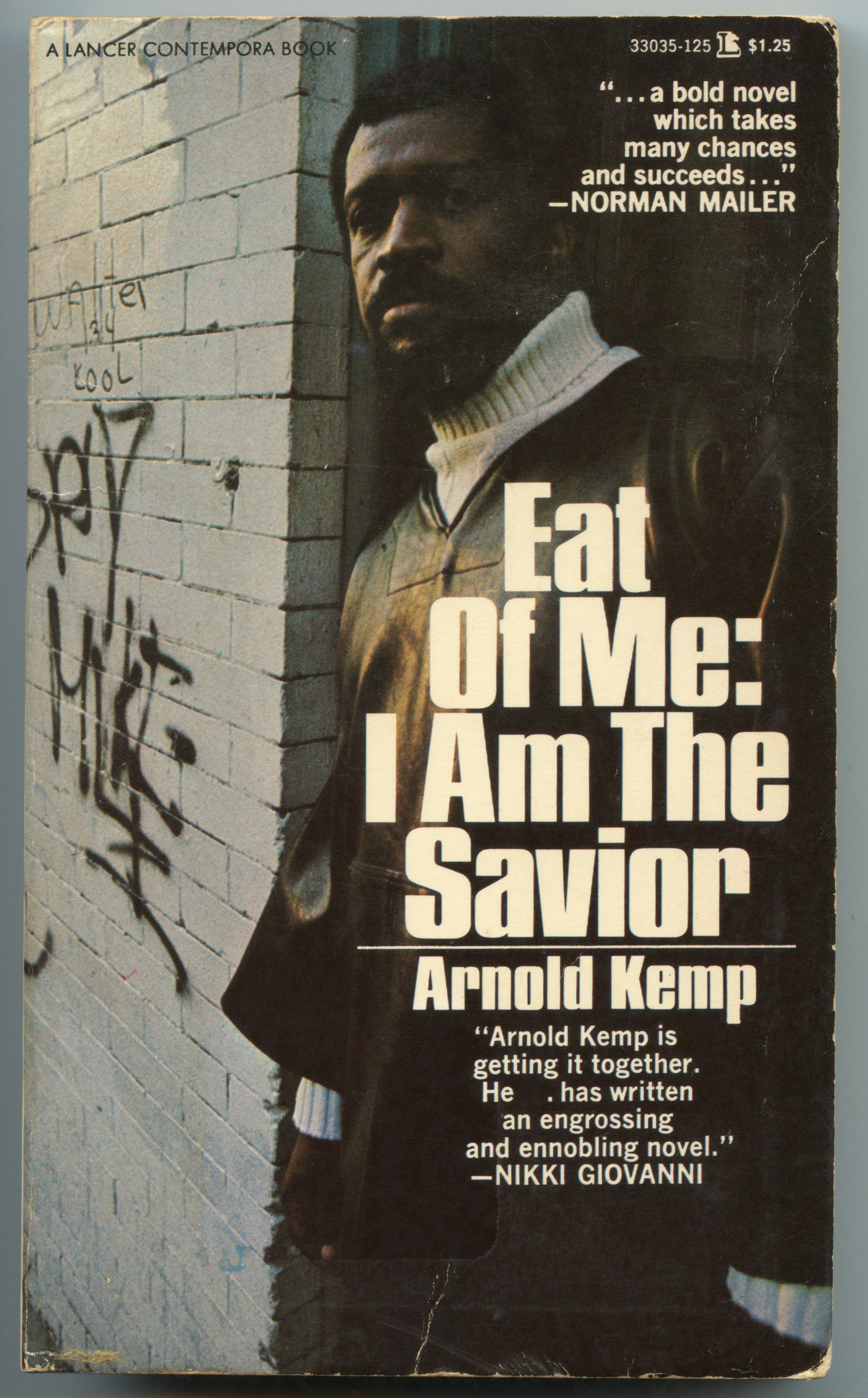 Image for Eat of Me: I Am The Savior