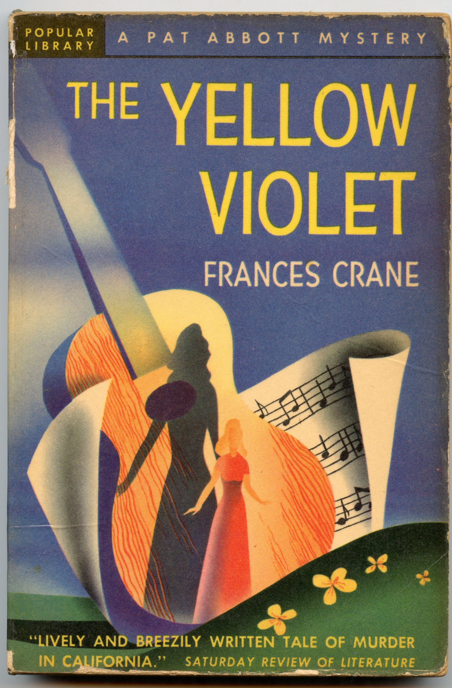 Image for The Yellow Violet