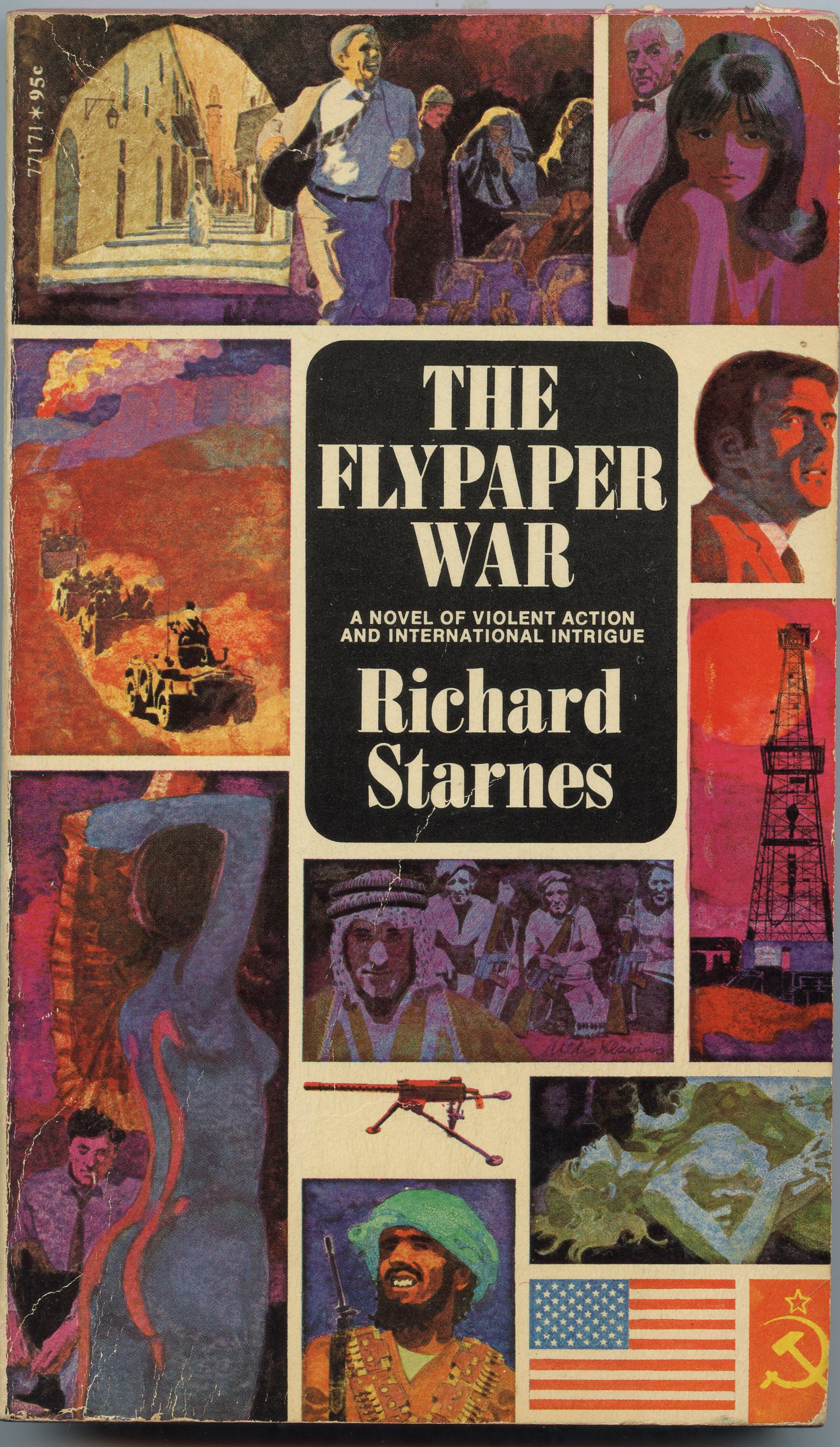 Image for The Flypaper War