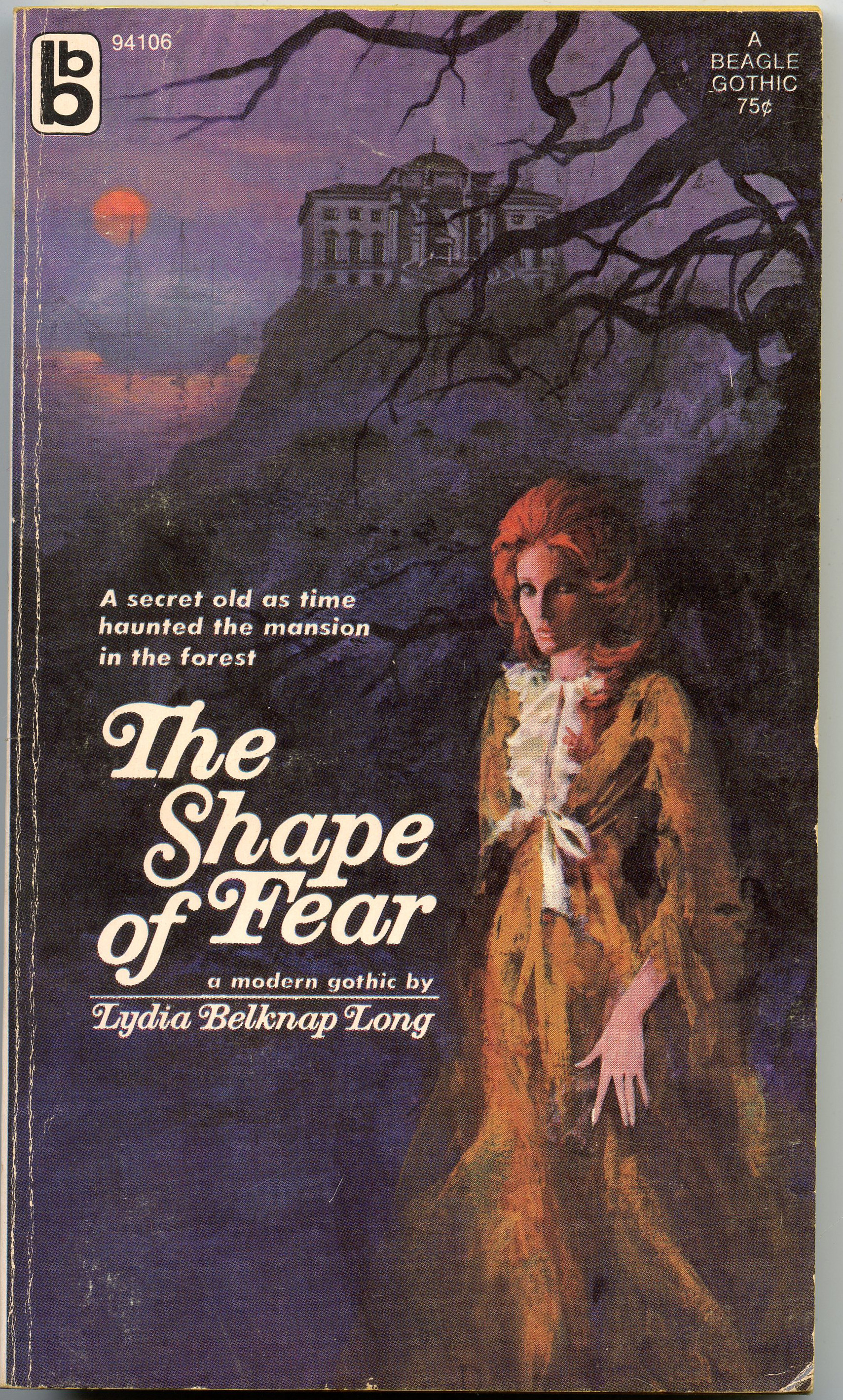 Image for The Shape of Fear