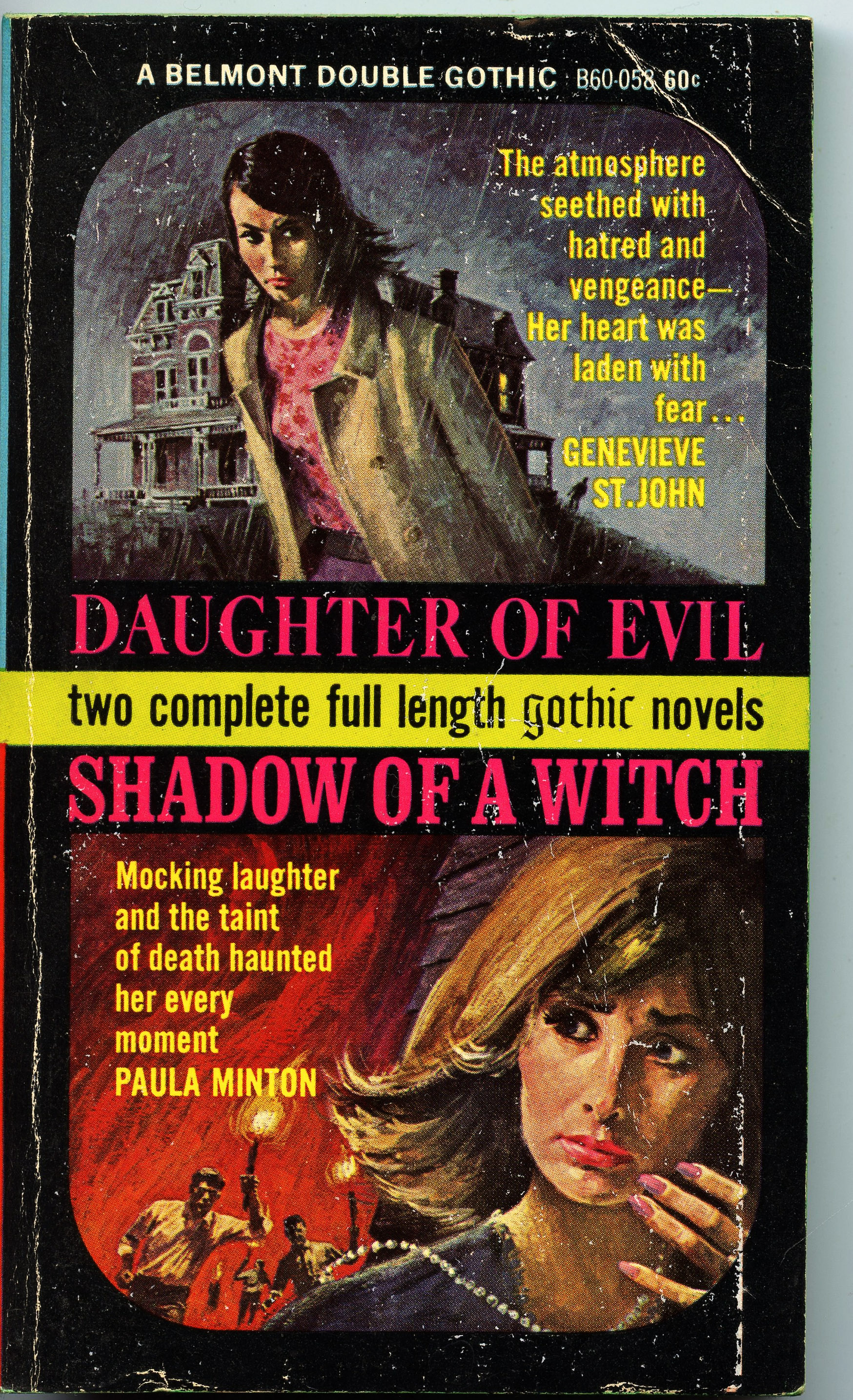Image for Daughter of Evil/Shadow of a Witch