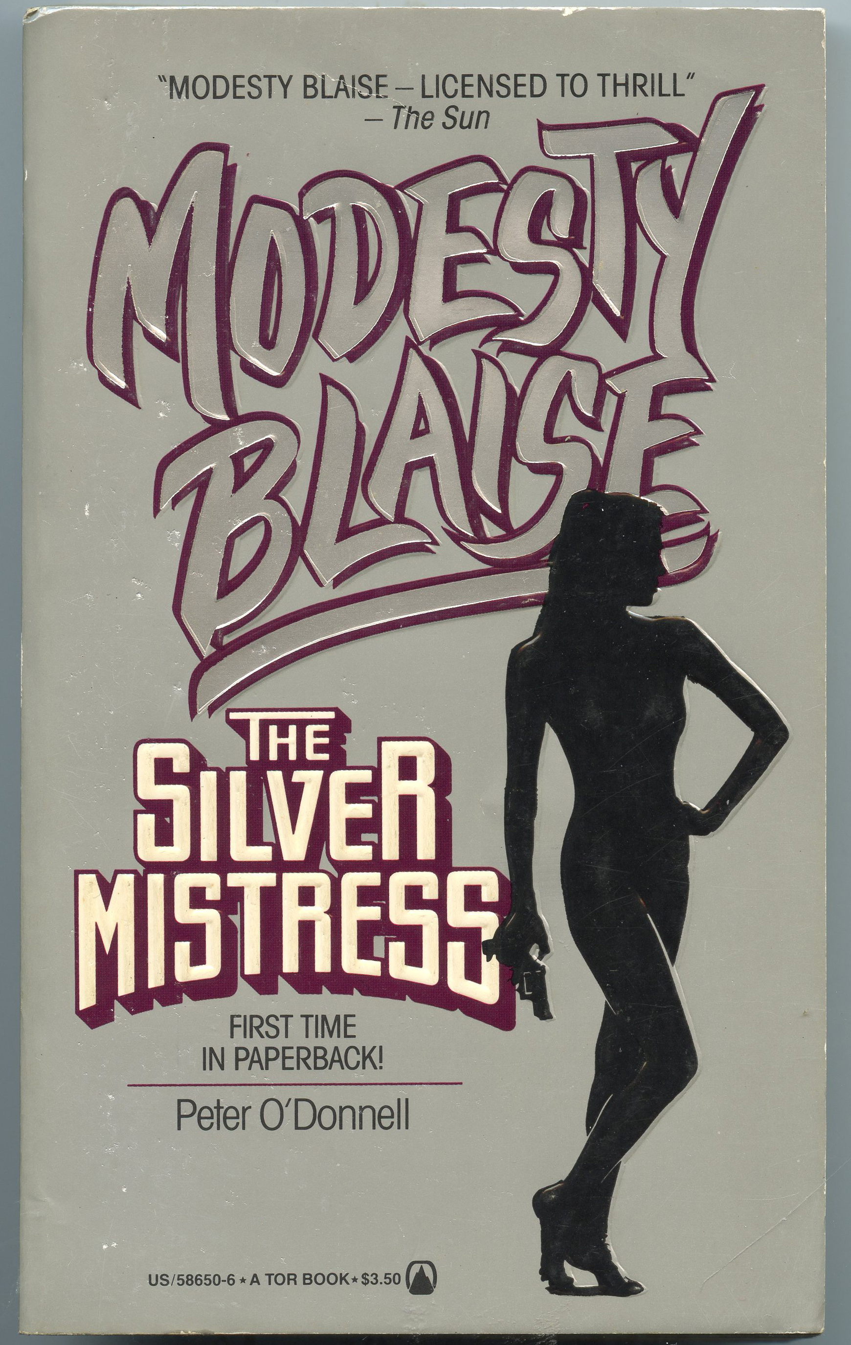 Image for The Silver Mistress