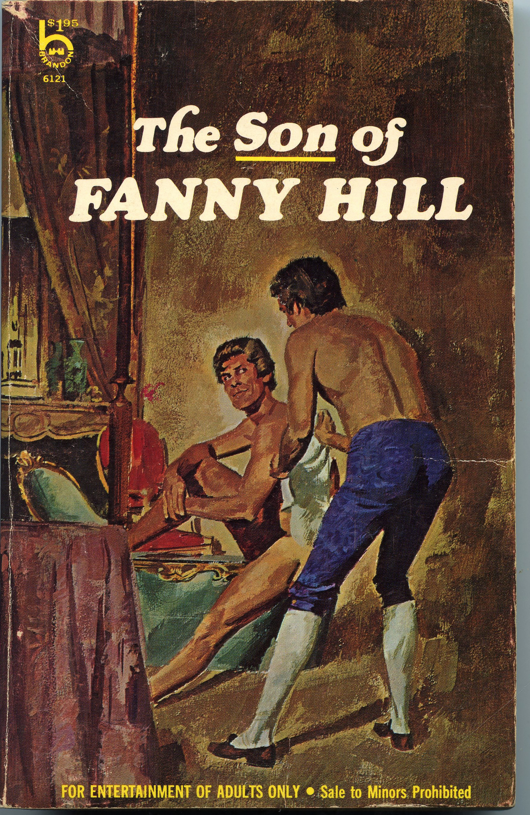 Image for The Son of Fanny Hill