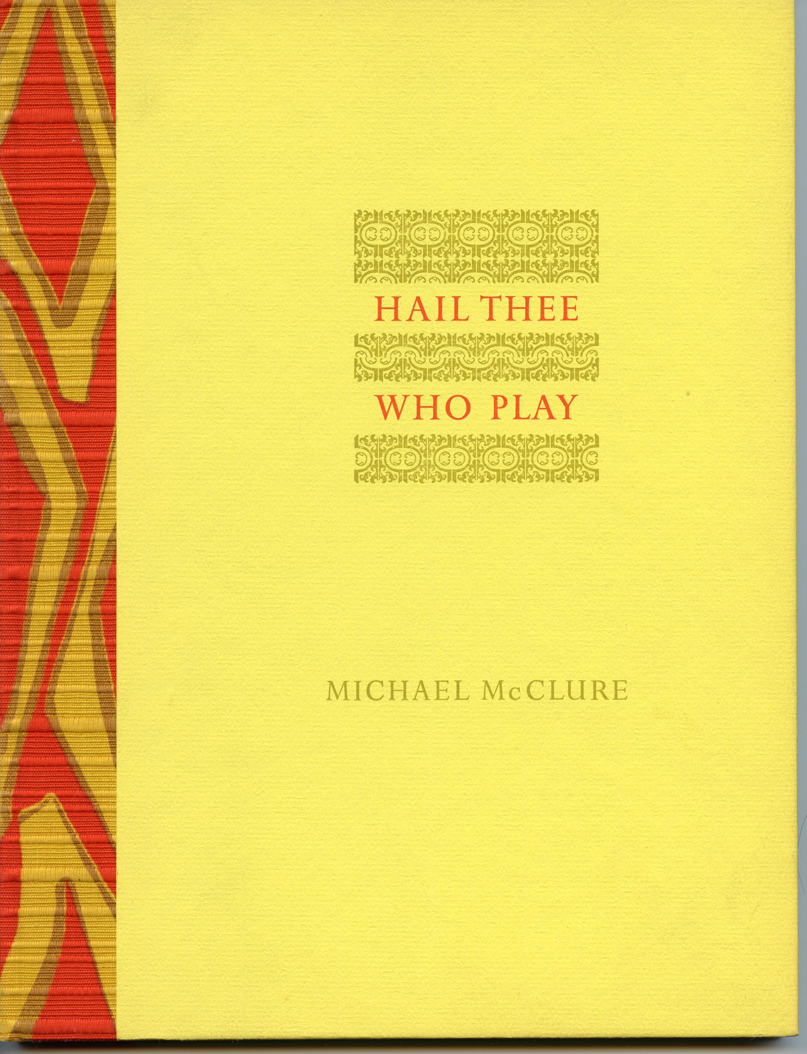 Image for Hail Thee Who Play