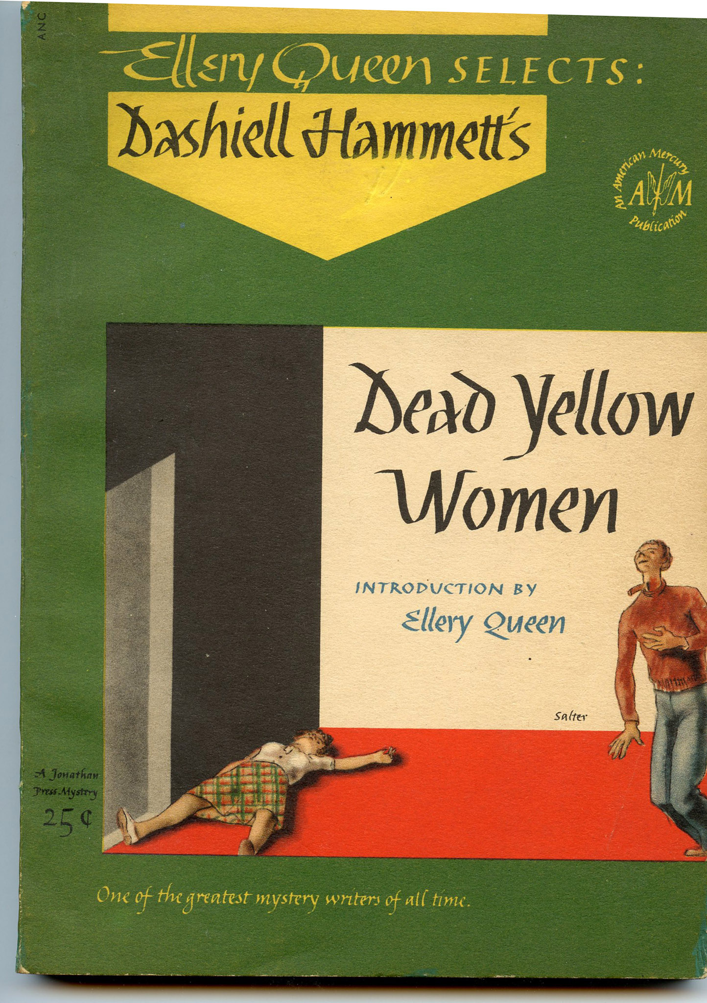 Image for Dead Yellow Women