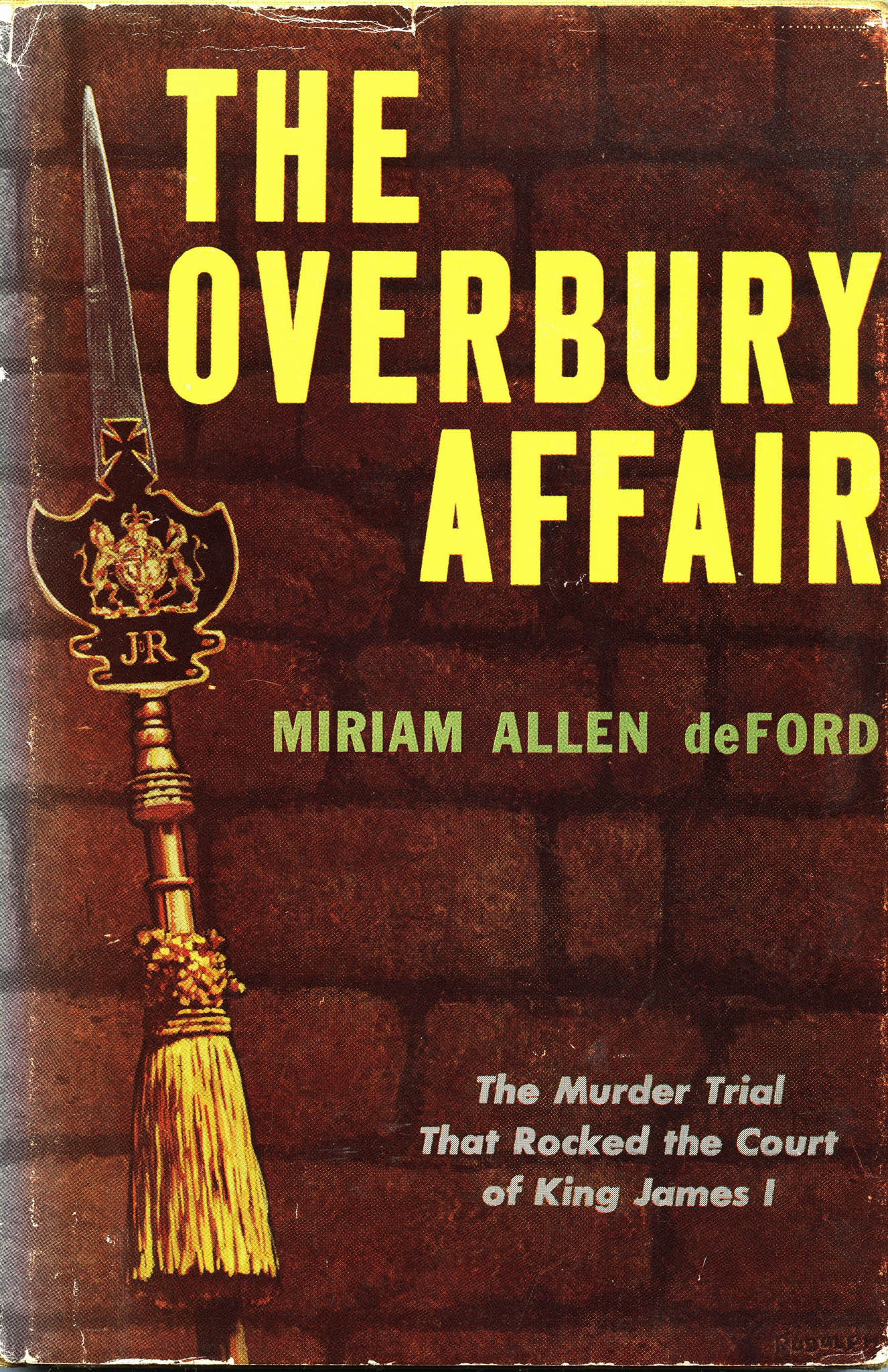 Image for The Overbury Affair
