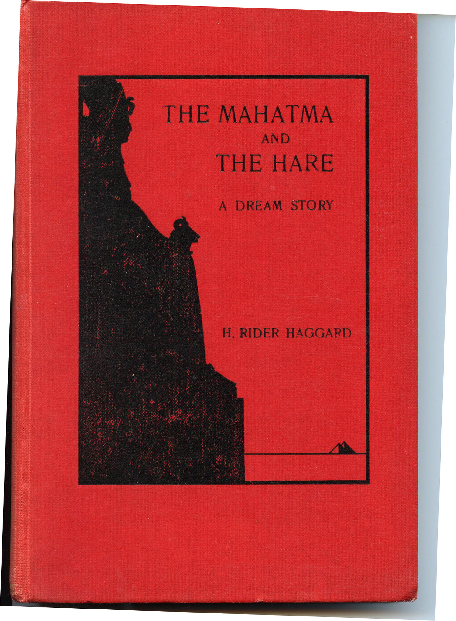 Image for The Mahatma and the Hare