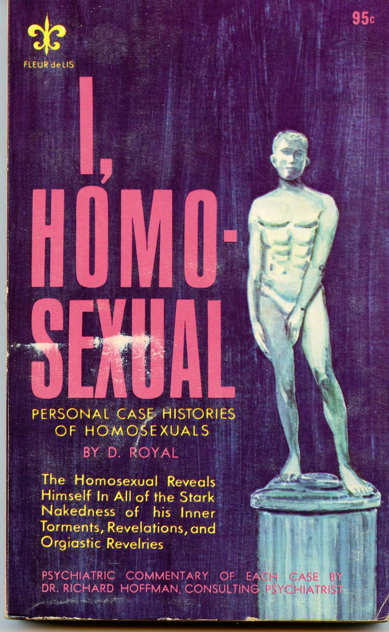 Image for I, Homosexual