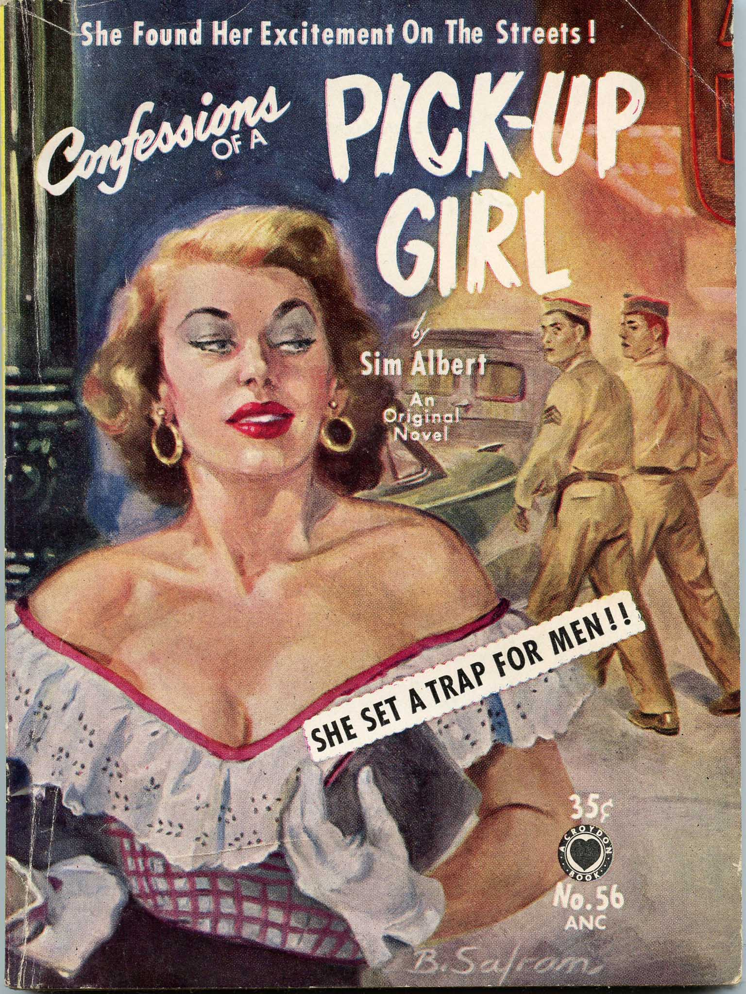Image for Confessions of a Pick-Up Girl