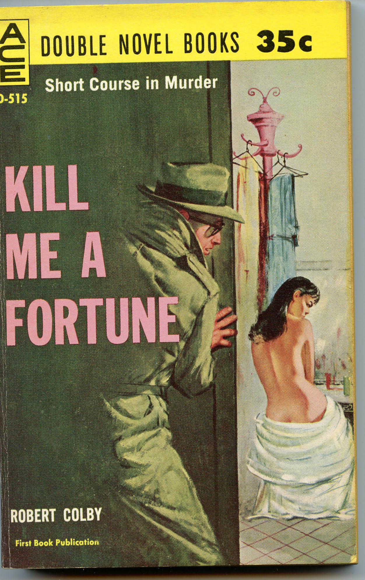 Image for Kill Me A Fortune/Five Alarm Funeral