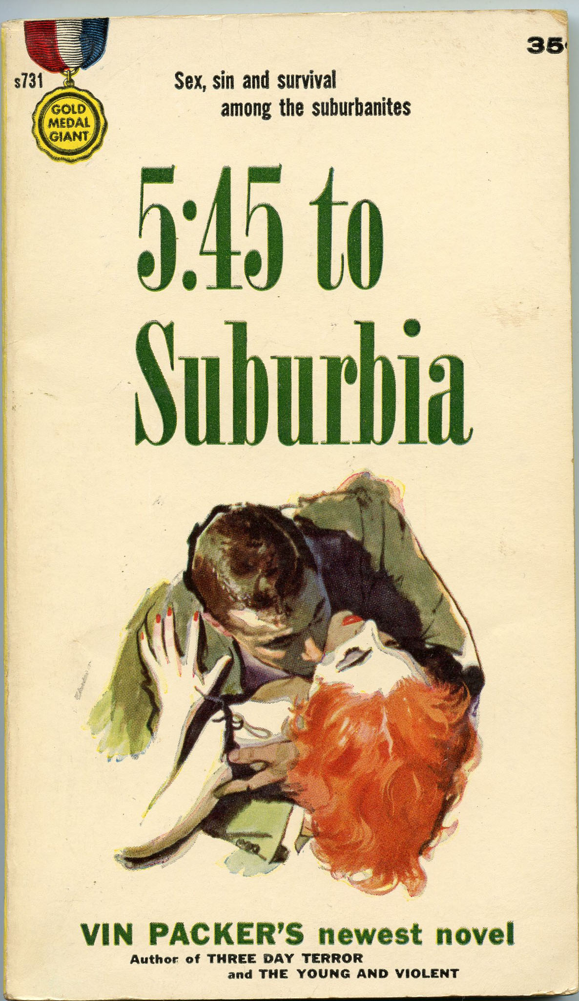 Image for 5:45 To Suburbia