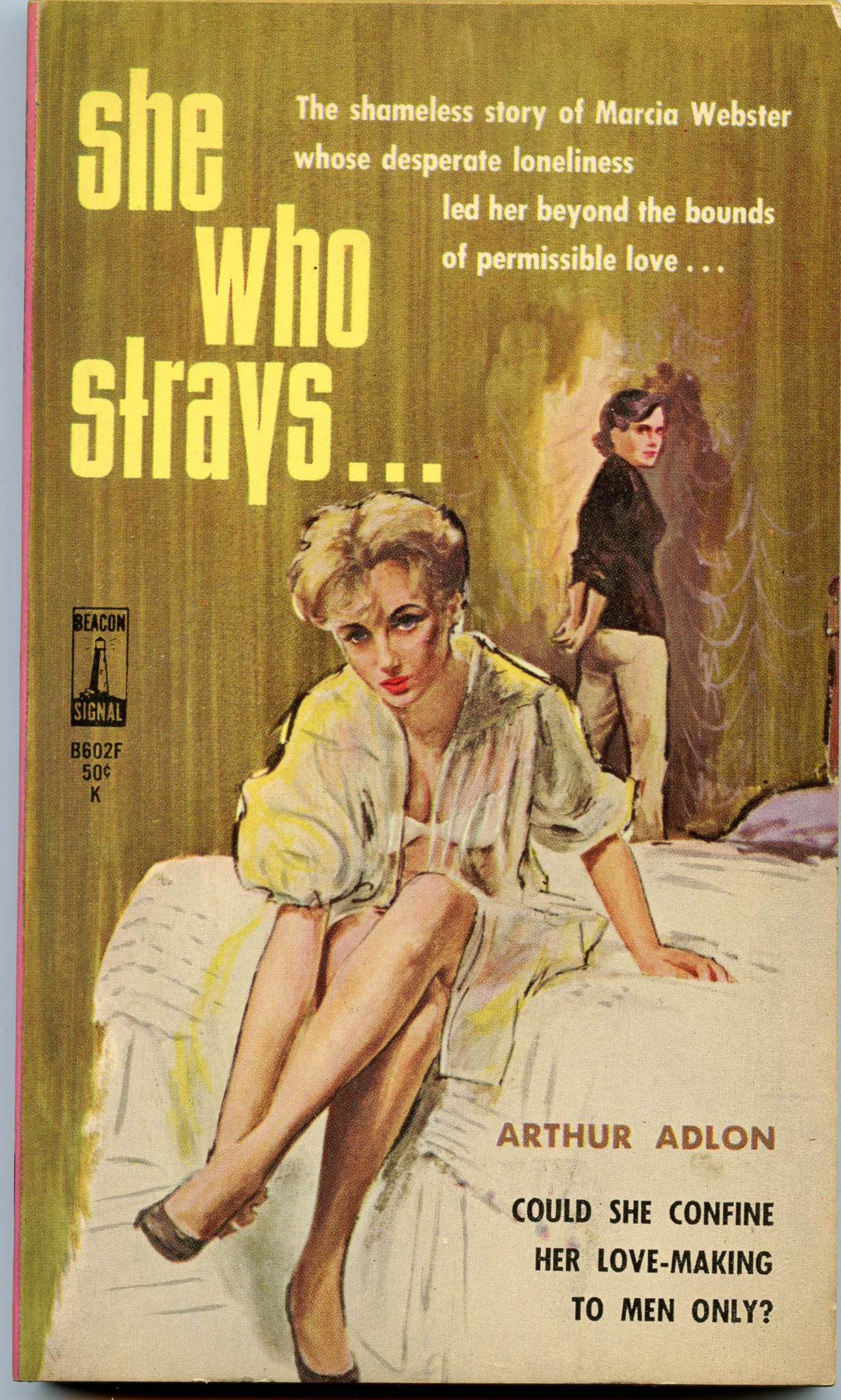 Image for She Who Strays