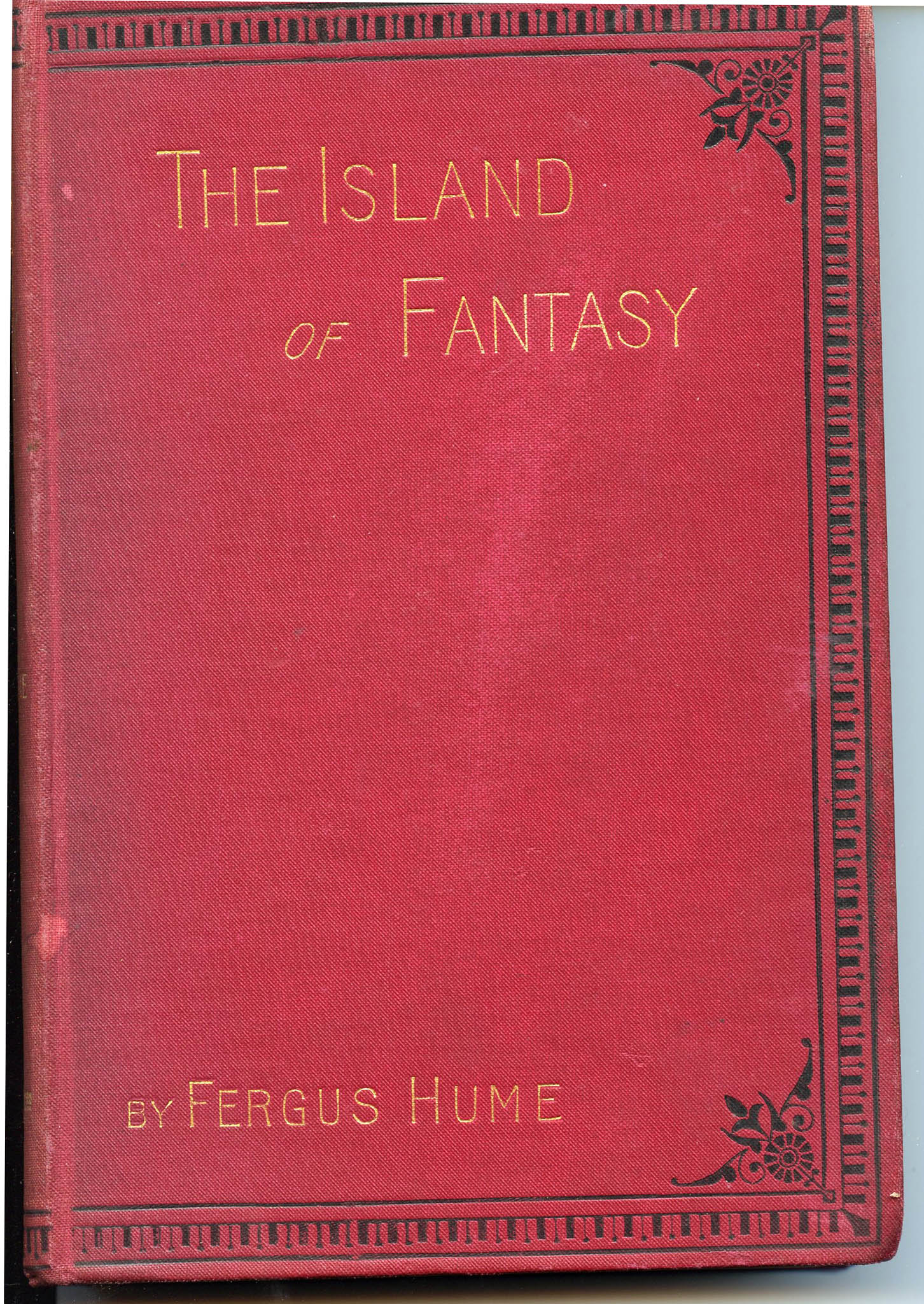 Image for The Island of Fantasy