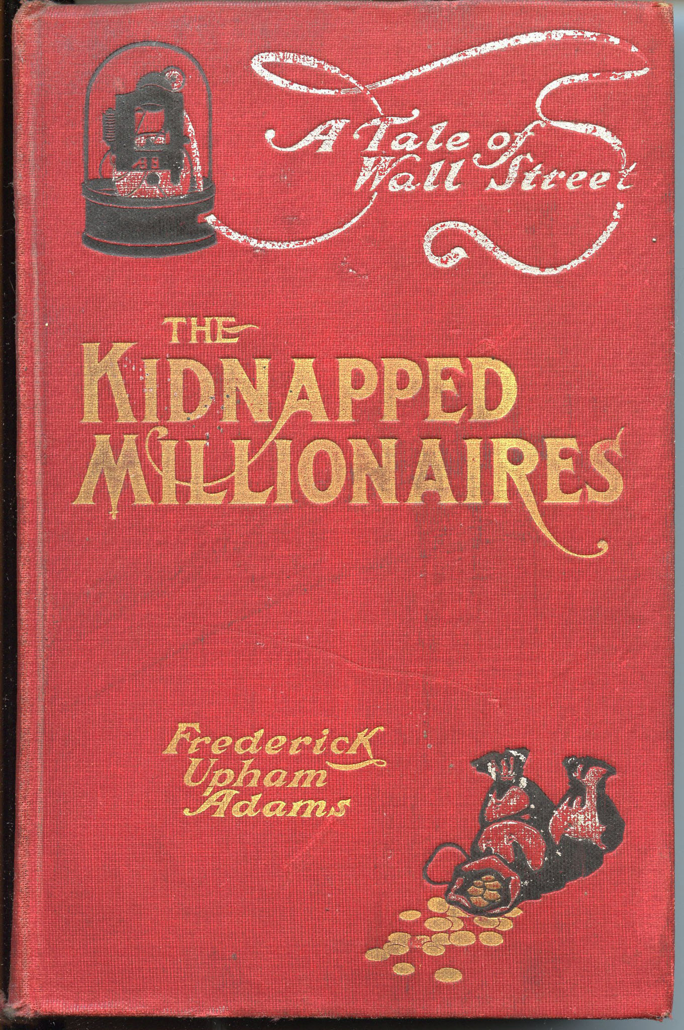 Image for The Kidnapped Millionaires