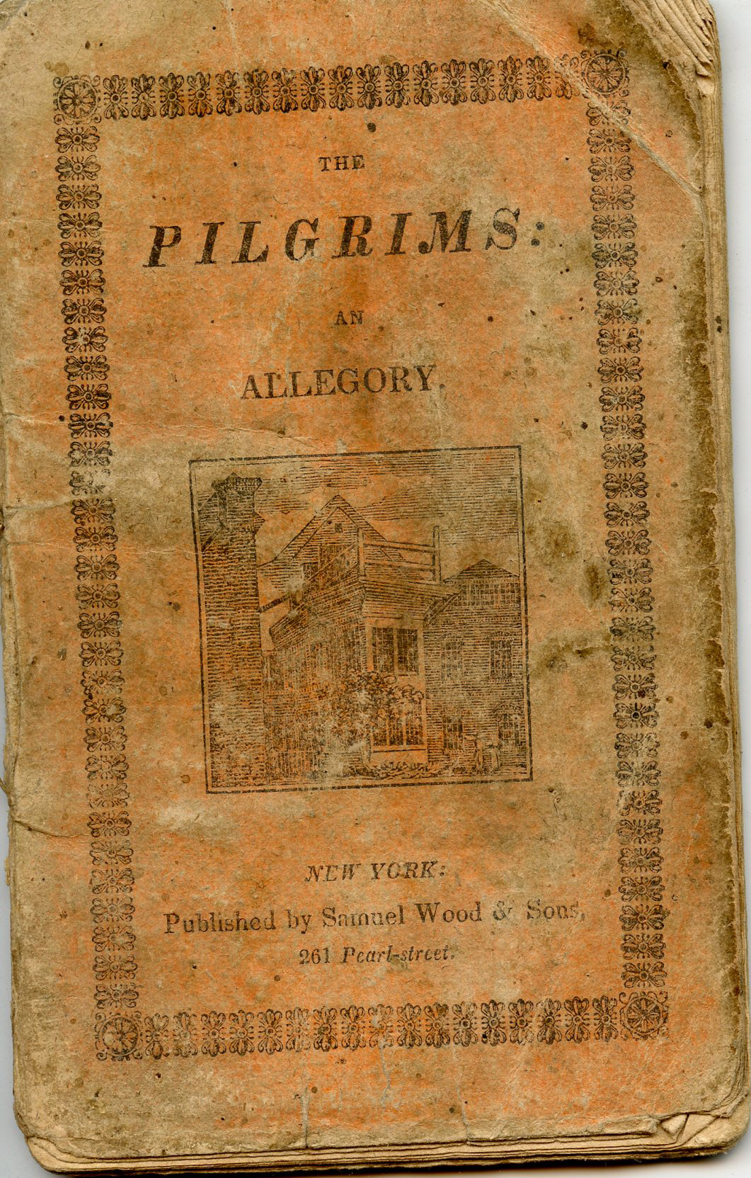Image for The Pilgrims: An Allegory