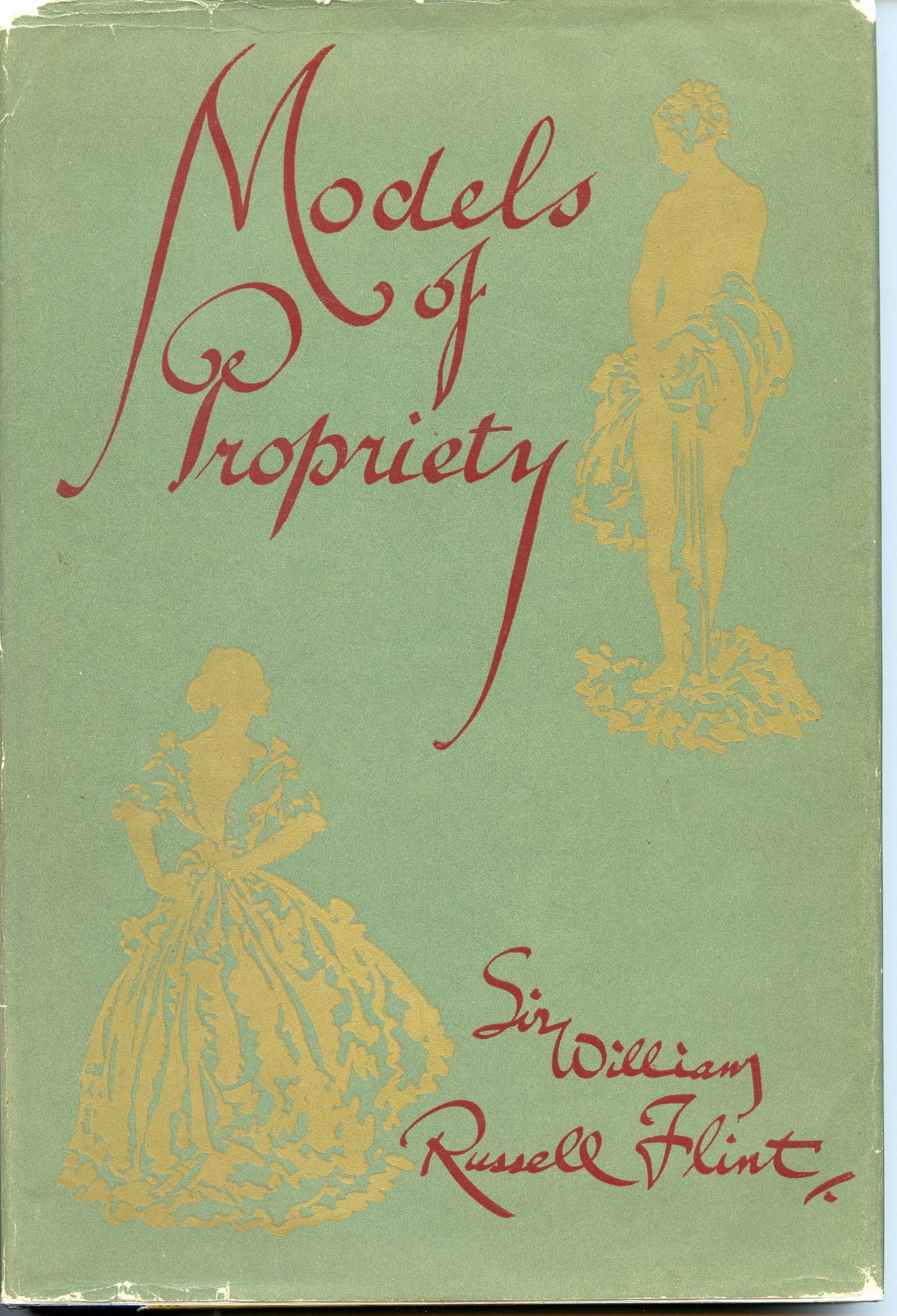 Image for Models of Propriety: Occasional Caprices for the Edification of Ladies and the Delight of Gentlemen