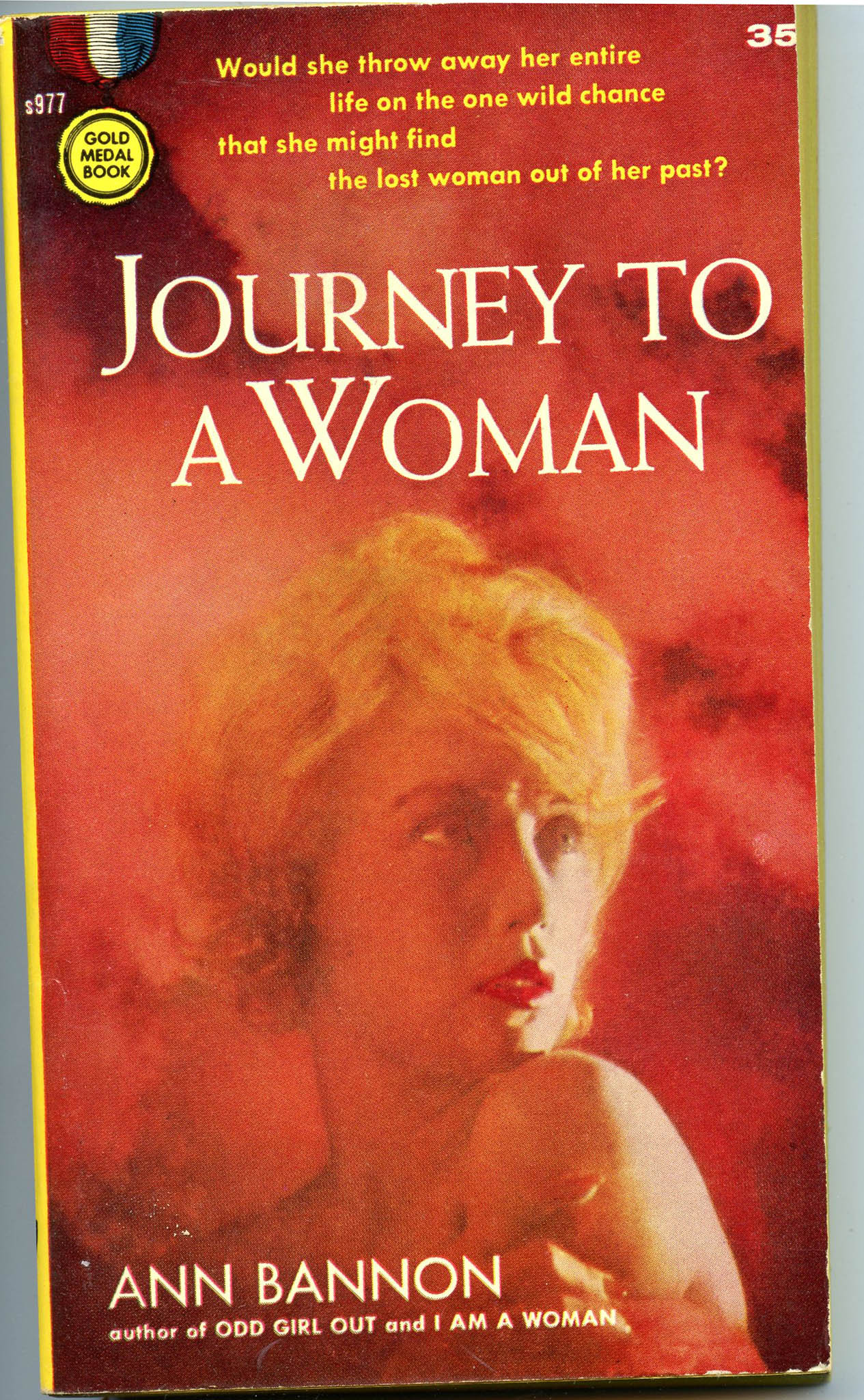 Image for Journey to A Woman